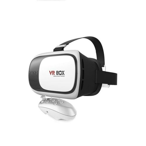 2nd-Generation-VR-Glasses-with-Bluetooth-Remote-White-and-Black