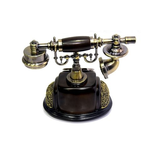 Classical Telephone Set Antique Telephone Swivel Dial