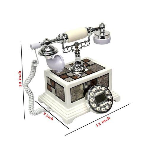Elegant-Classical-Harmonious-Antique-Telephone-Set