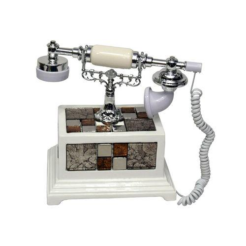 Elegant Classical Harmonious Antique Telephone Set