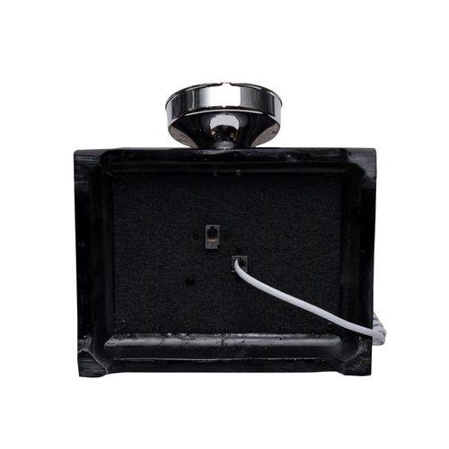 Elegant Classical Harmonious Antique Telephone Set - Black