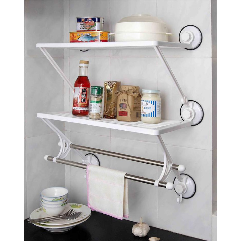 Double-Layer-Double-Rods-Shelf