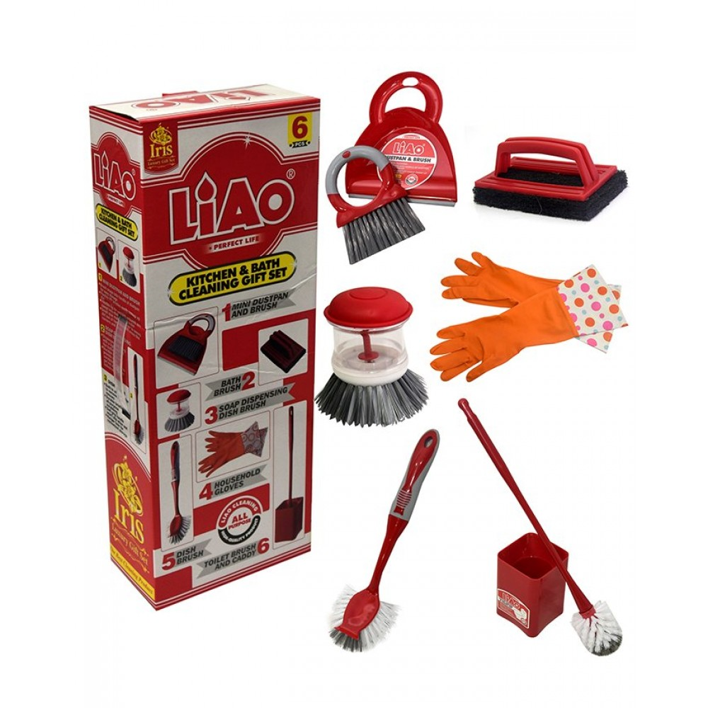 Liao-Cleaning-Gift-Set