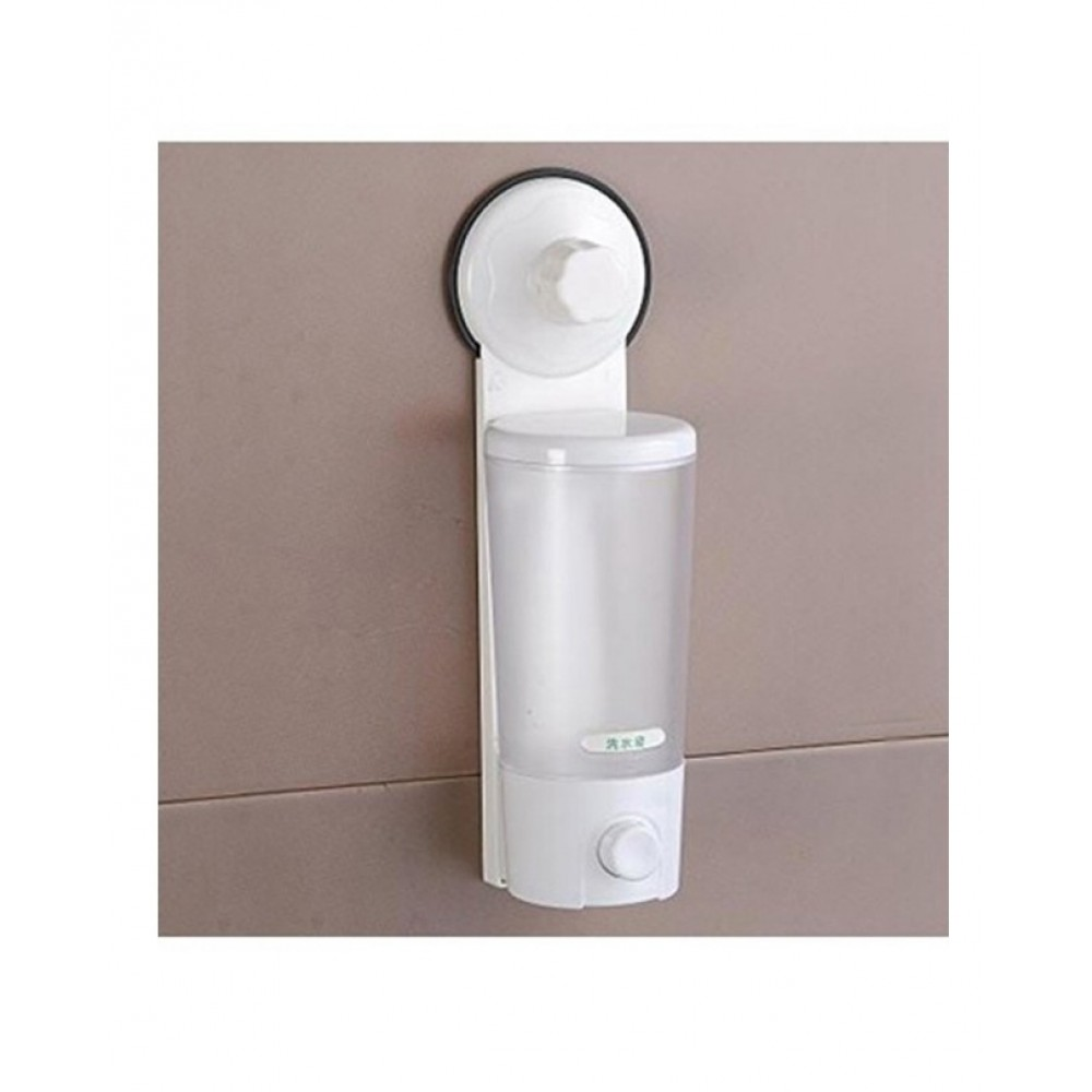 Single Soap Dispenser Magic Suction Cup