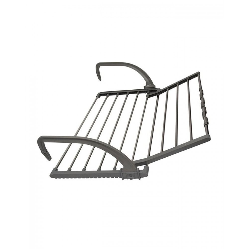 Stainless Steel Hanging Type Folding Clothes Hanger