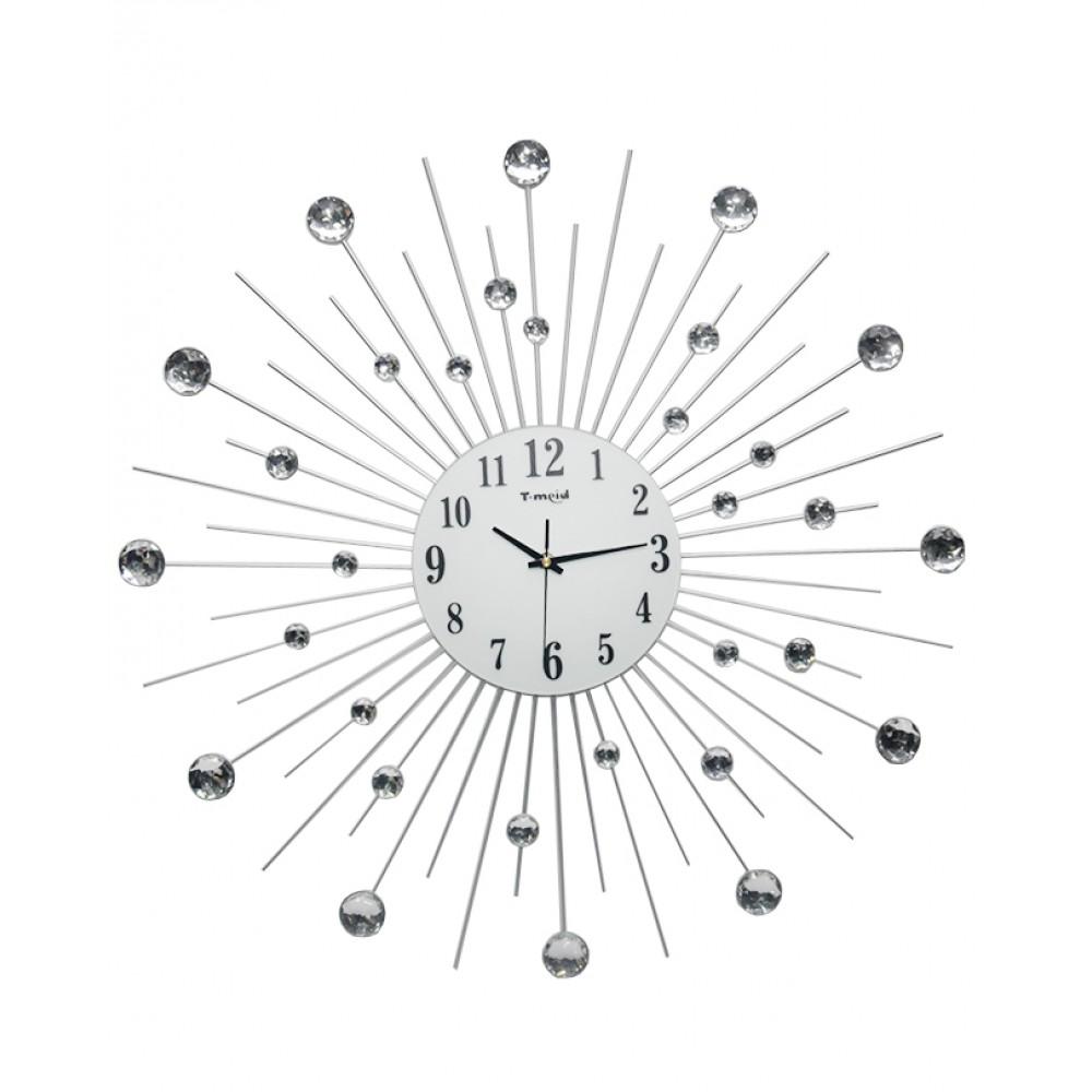 Diamante-Wall-Clock-Planets-Shape