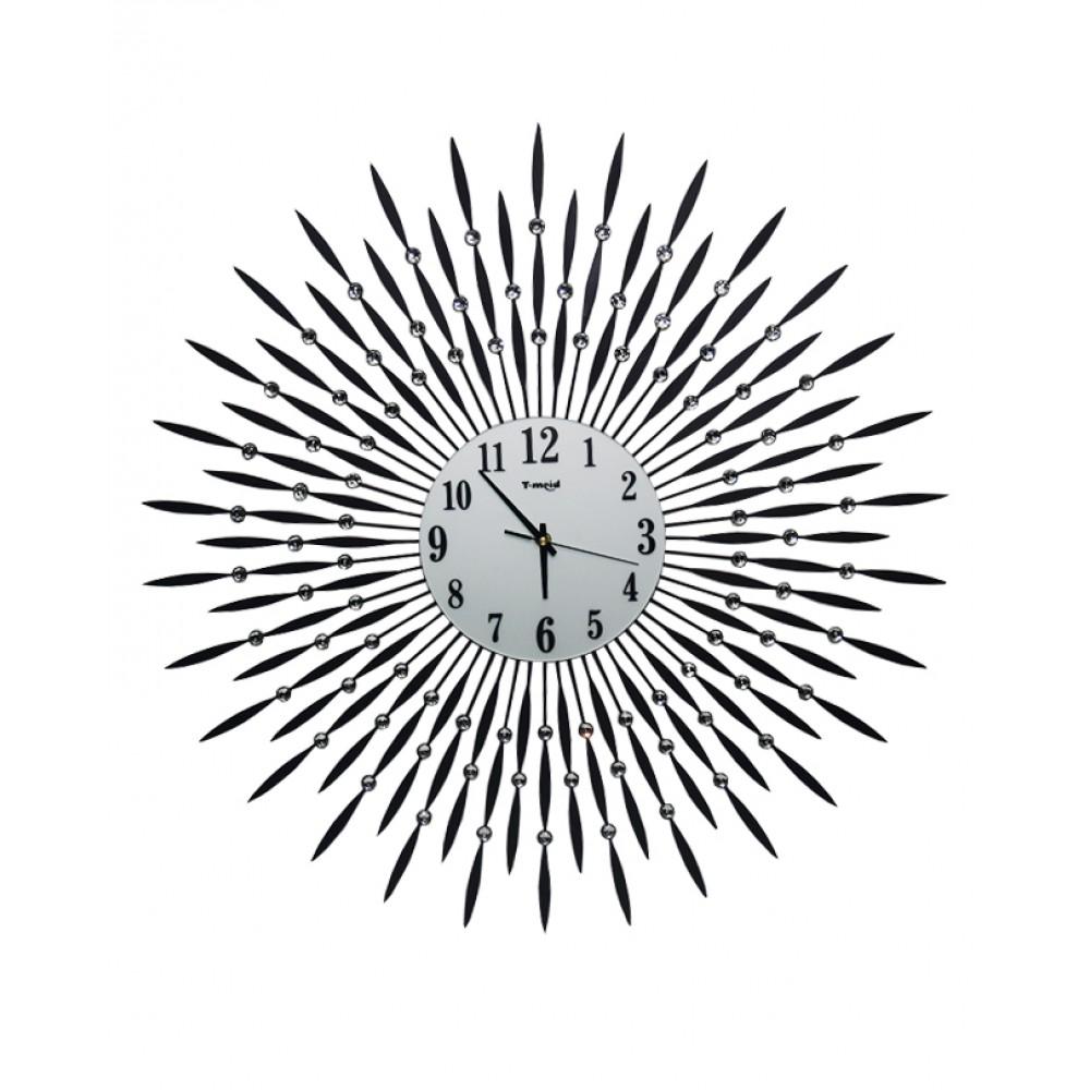 Diamante-Wall-Clock-SUNSHINE