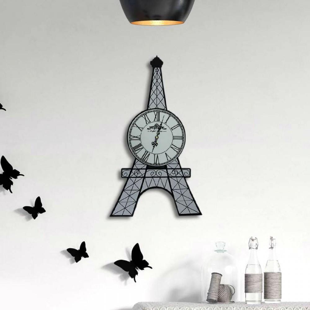 Eiffel-Tower-Wall-Clock-Large