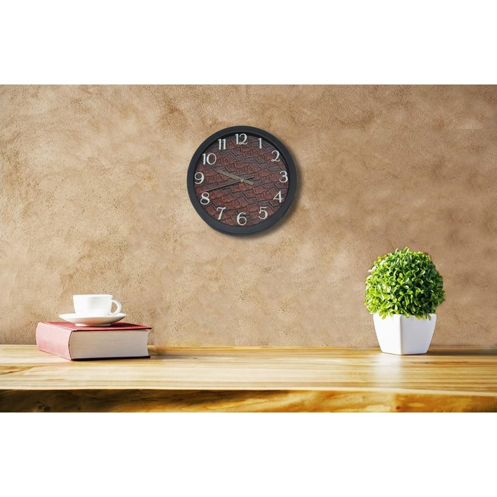 Fabric-Texture-Wall-Clock-02