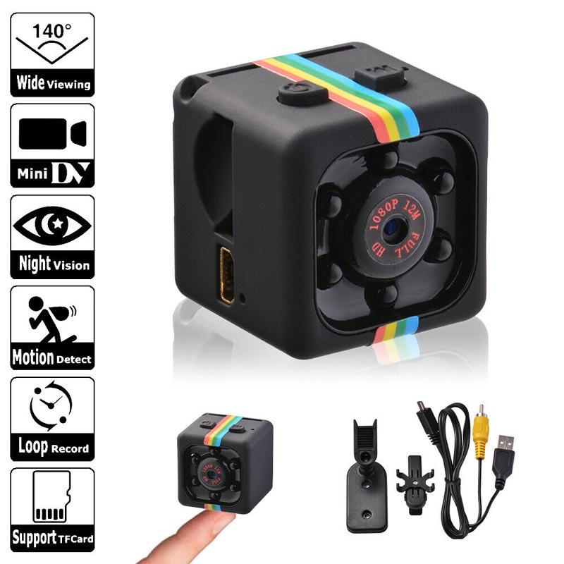 Buy SQ11 HD Night Vision Mini Hidden Spy Secrete Small Camera in Pakistan | Laptab