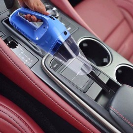 Wet And Dry Amphibious Vacuum Cleaner For Cars 75W