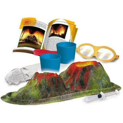 LISCIANI DISCOVERIES IN VOLCANOLOGY SCIENCE TOY
