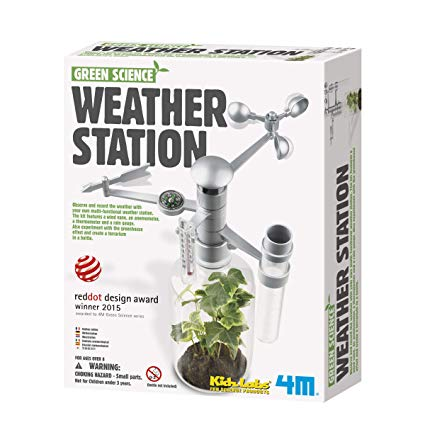 Green Science Weather Science – Science Toy