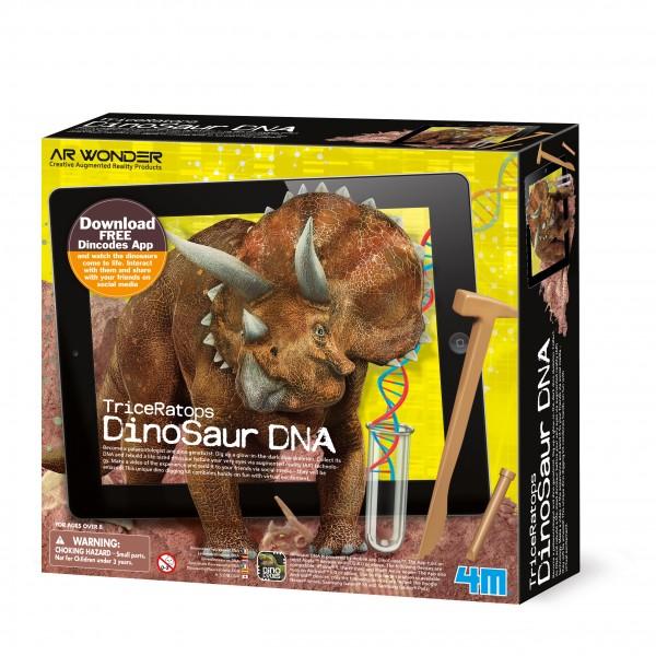 4M-Triceratops – Dinosaur DNA – Science Toy