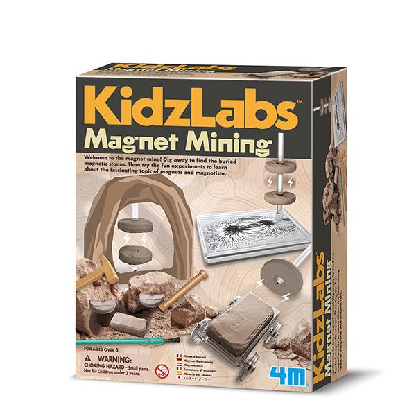 4M-Kidz Labs Magnet Mining – Science Toy