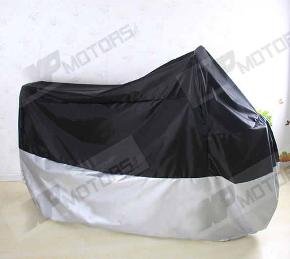 Cover Water Proof Bike Cover For Heavy Bike, YBR, Deluxe,150