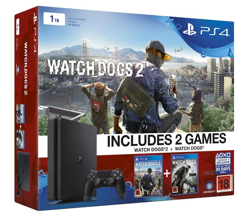 Sony-Ps4-Watch-Dogs-2-Ps4-Game-Plus-Kontrol-Freek
