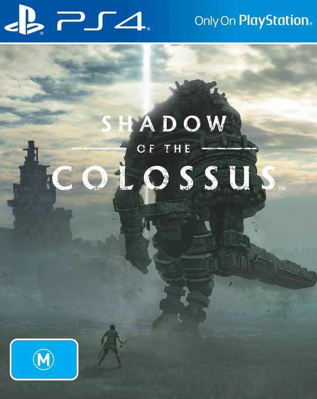 Sony-Playstation-4-DVD-Shadow-Of-The-Colossus-Game
