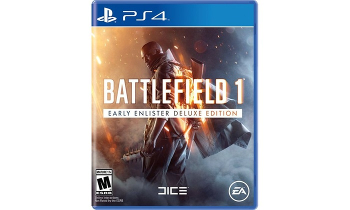 ElectronicArtsBattlefield1-PlayStation-4