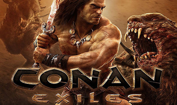 Sony-PS4-GAME-Conan-Exiles-Day-One-Edition-PlayStation-4
