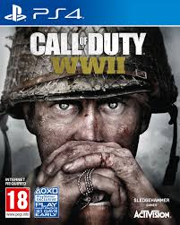 Sony-Call-Of-Duty-WORLD-WAR-2-WW2-and-Kontrol-Freeks-DVD-PS4-Gam