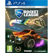 Sony-Playstation-4-DVD-Rocket-League-Collectors-Edition-Game
