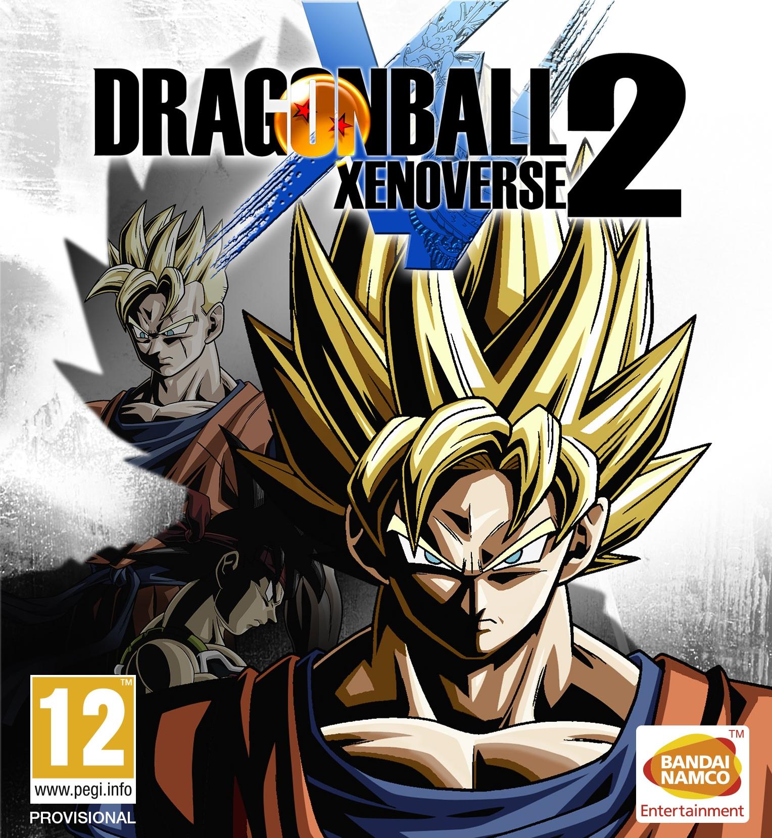 Microsoft-XBOXDragon-Ball-Xenoverse-2-XBOX-GAME