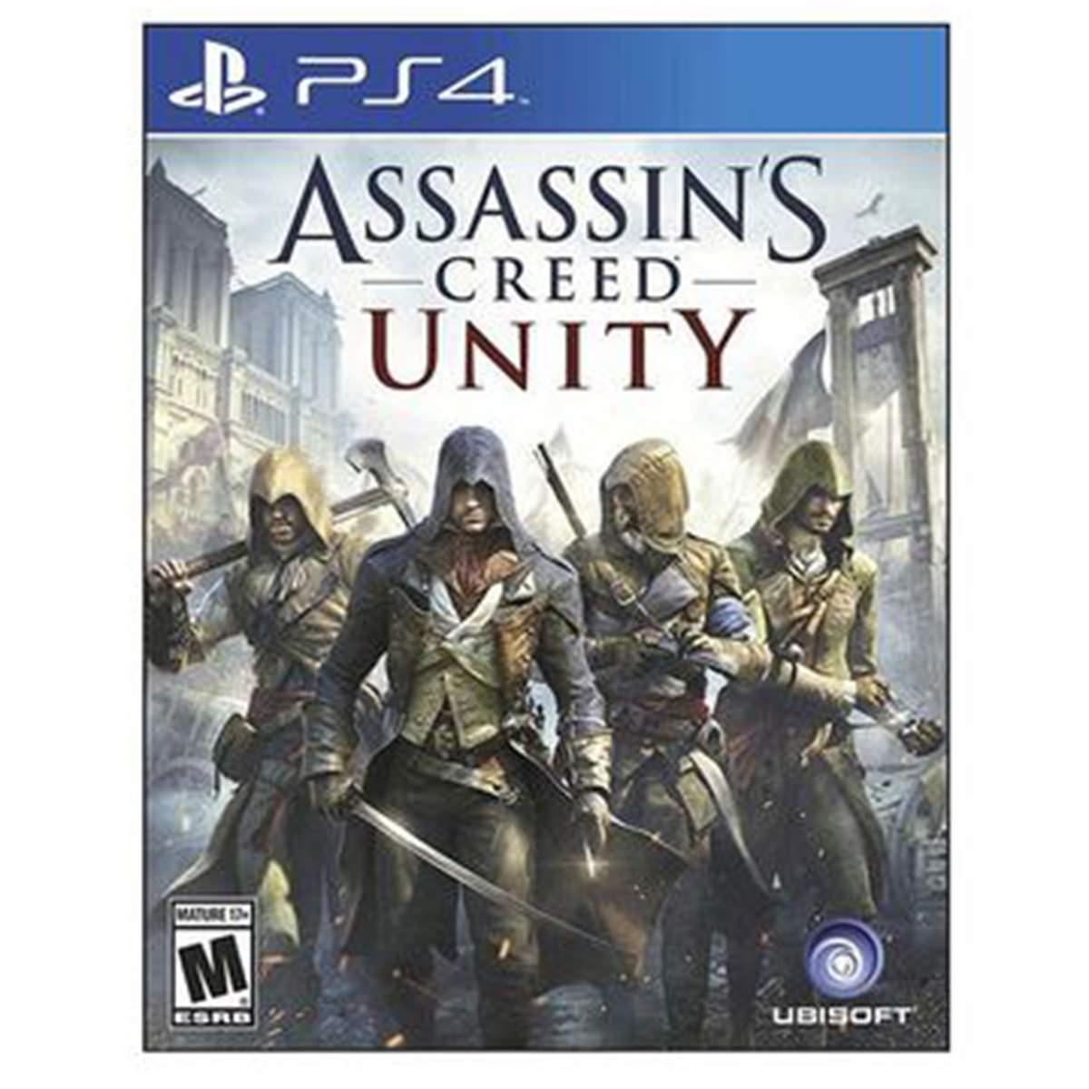 Sony-PLAYSTATION-ASSASSIN-CREED-UNITY