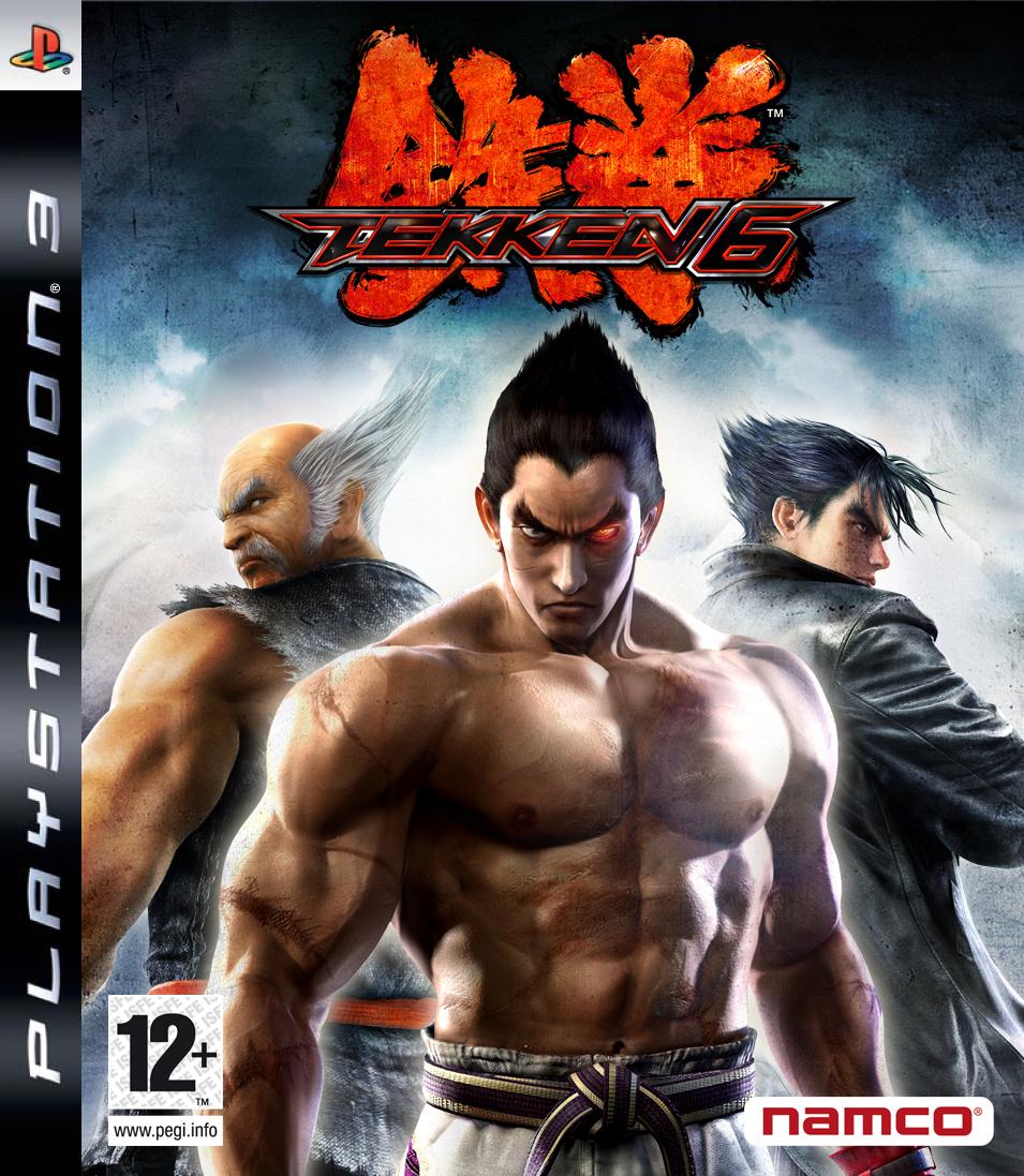 Sony-PlayStation-3-Tekken-6