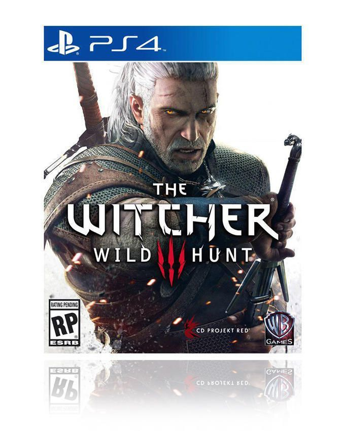 Sony-The-Witcher-3-Wild-Hunt-PS4-Game