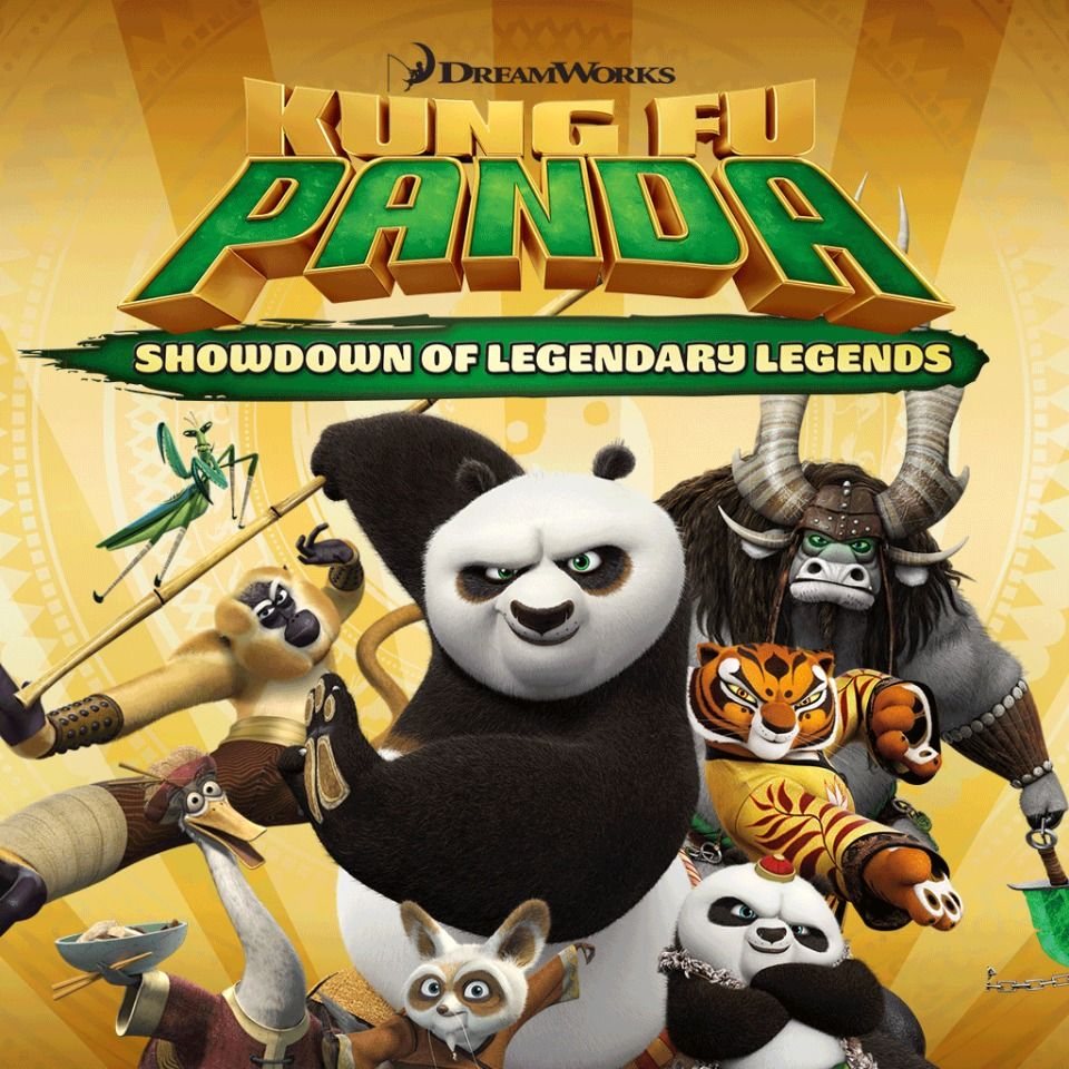 Sony Kung Fu Panda: Showdown of Legendary Legends - PS4 Game