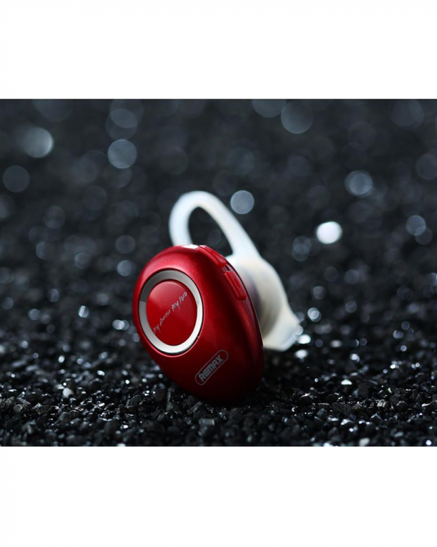 Remax Bluetooth Rb-T22 Wireless Mini Single Side Earphone