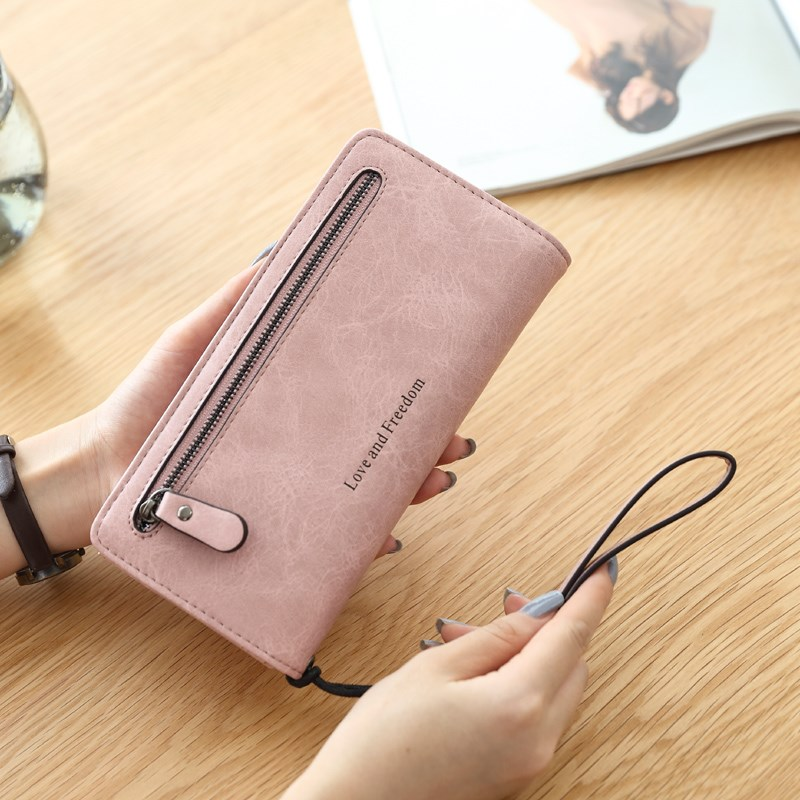 Girls Zipper Wallet G01