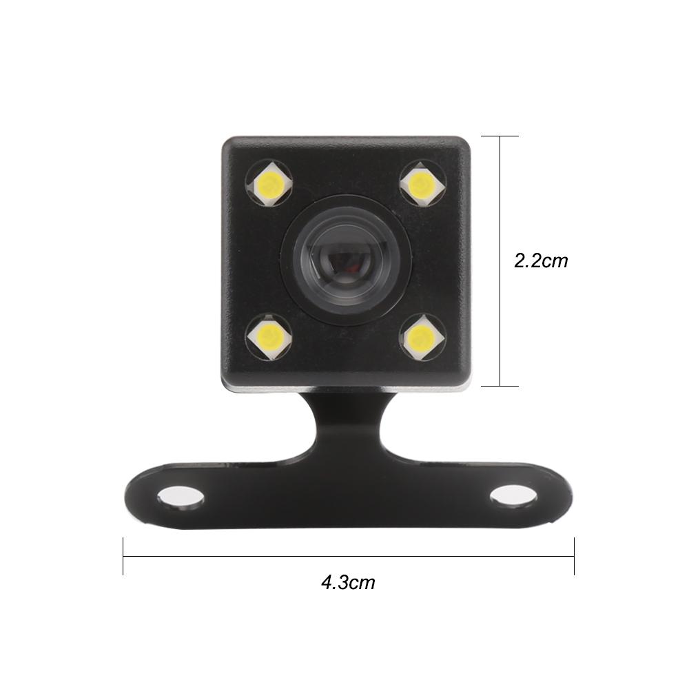 Led Reverse Camera Night Vision HD Rear View Camara Lens