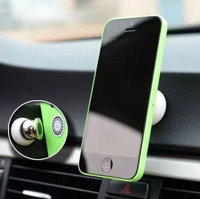 Plating-Phone-Holder-Universal-Design-Car-Mount-ATS-0350