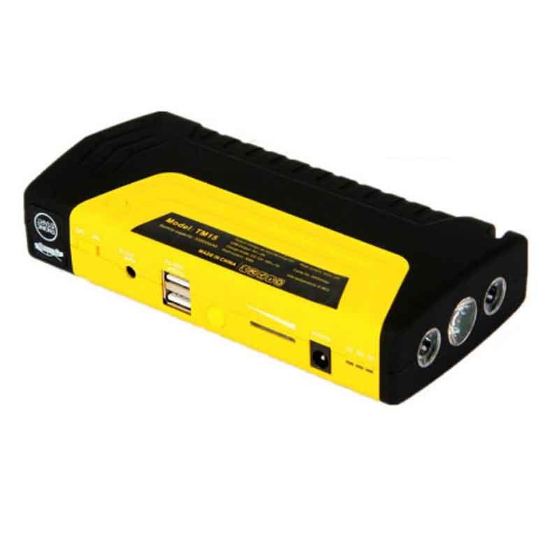 Starter Battery Booster 12v + Emergency Tool +Air Compressor
