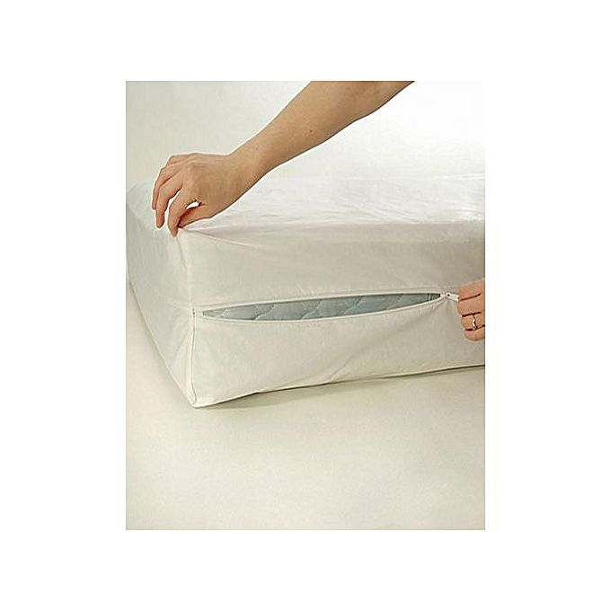 Waterproof-Double-Bed-Mattress-Protector