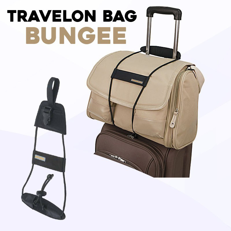 Travel Bag Strap...Travel with Ease and Comfort