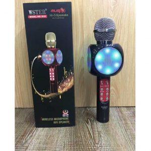 LED Karaoke KTV MIC
