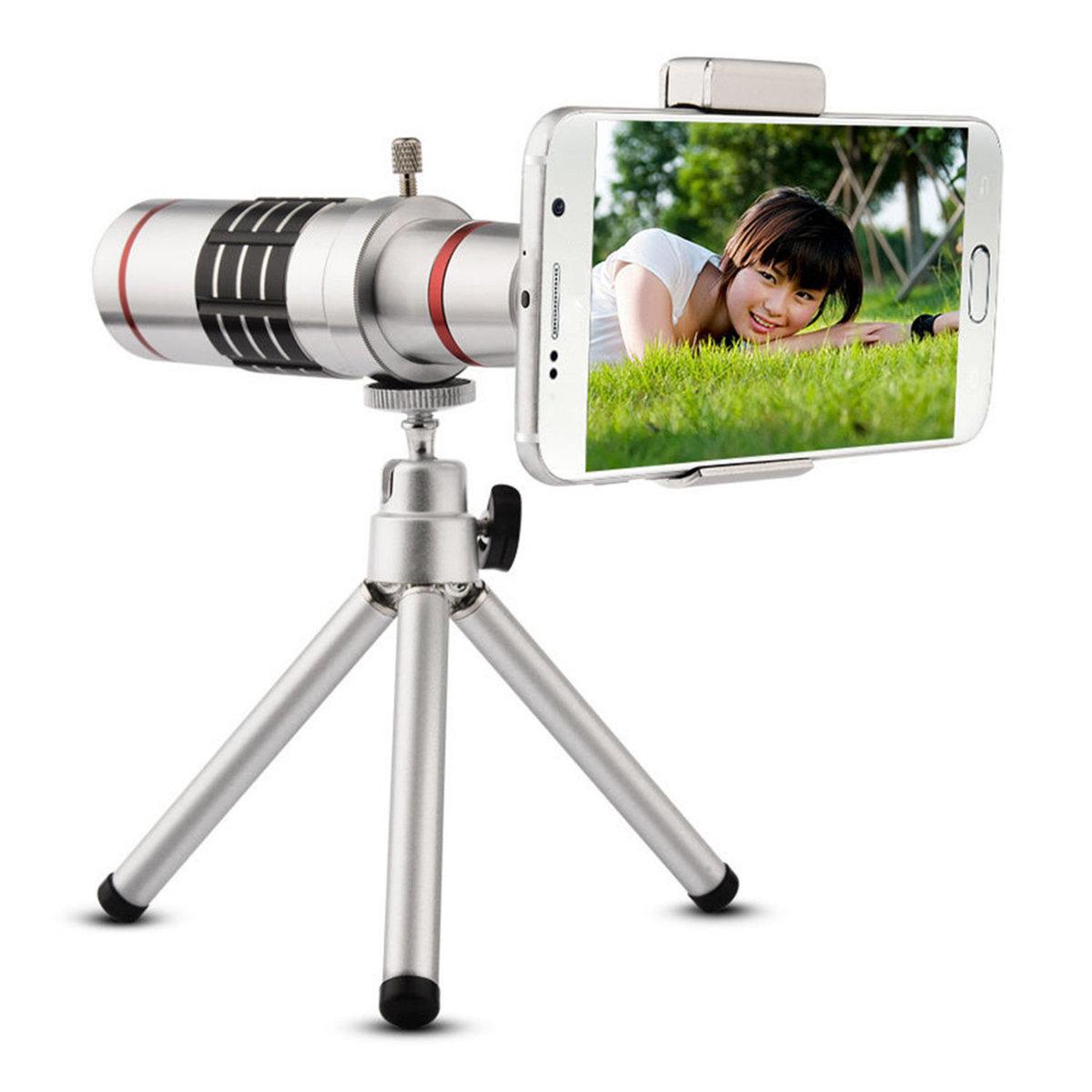 18X Telescope Phone Camera Lens