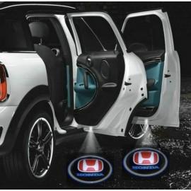 Logo Light Honda For 2 Doors