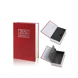 Hidden Book Safe With Digital Lock