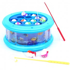 Fishing Games Aquarium With Lights And Sound 685-27