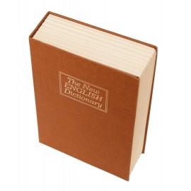 Buy Hidden Book Safe With Digital Lock- Brown in Pakistan | Laptab