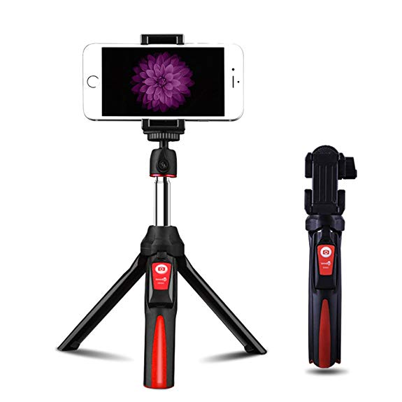 Selfie Stick+Bluetooth Control+Phone Tripod+Mobile Holder