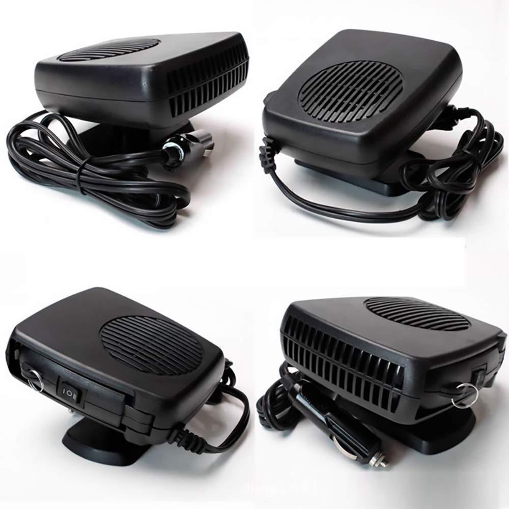 Portable Car Heating Defroster Fan