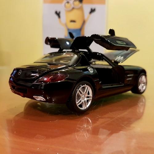 MZ Mercedes-Benz Model Car