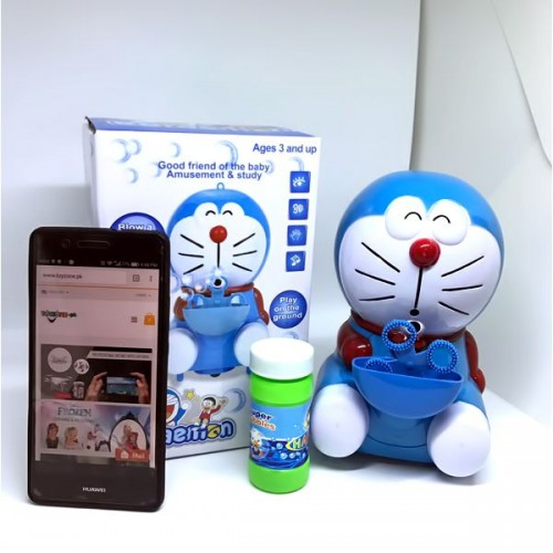 Doraemon Bubble Maker