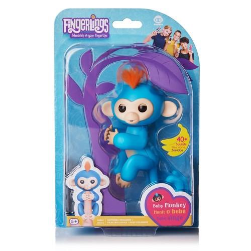 Fingerlings -  Interactive Baby Boris Monkey