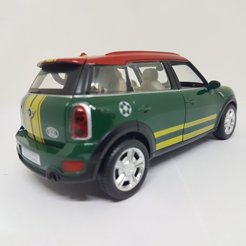 Metal Body BMW Mini Cooper Countryman